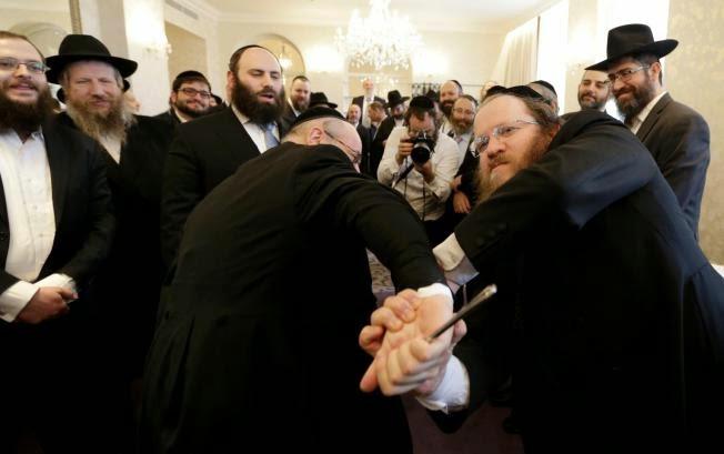 Serangan terhadap Yahudi meningkat, Rabi di Eropa gelar latihan bela diri