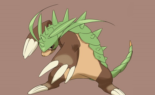 Pokemon X And Y Chespin Evolution PawketMunsters World: ...