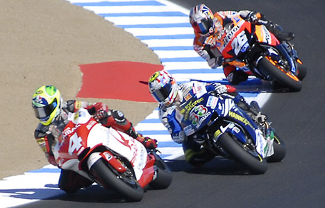 Laguna Seca USA Motogp 2011 Live Stream Channel - Free Live Stream - Video Highlight