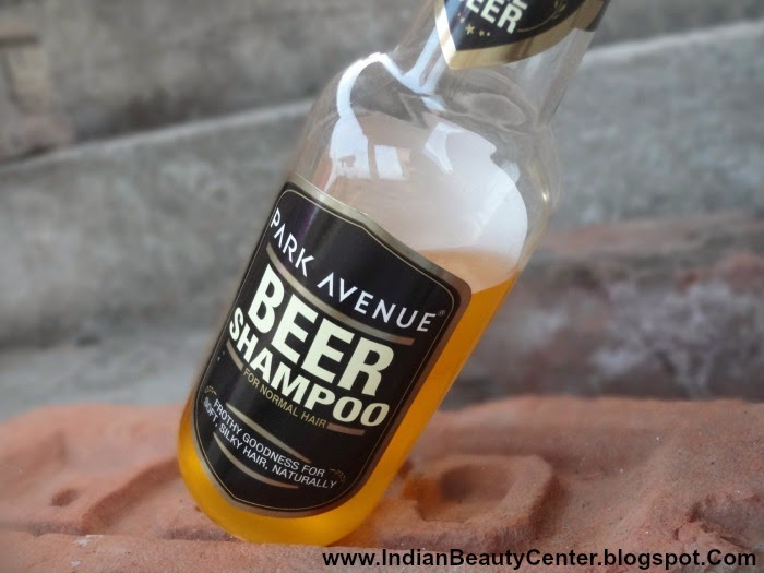 Beer Shampoo for Hair Benefits