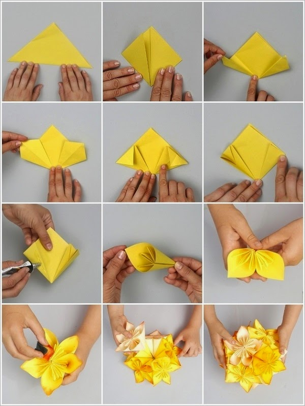 Making Origami Easy Arts And Crafts Ideas