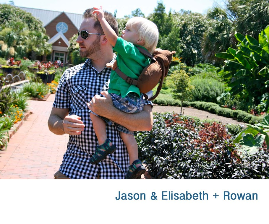 Jason & Elisabeth + Rowan