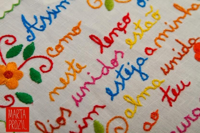 Os lenços dos namorados do Minho