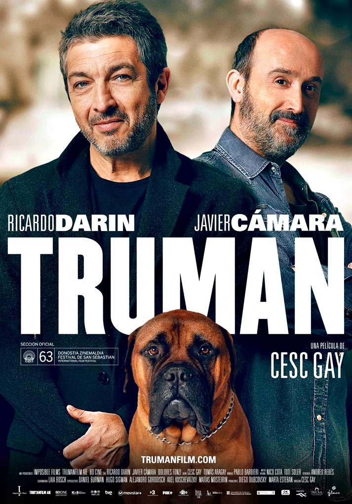 Truman póster