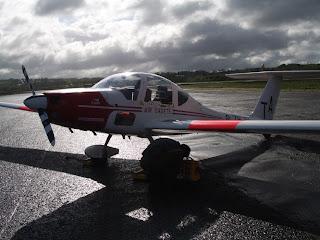 Vigilant TMk1 Aircraft