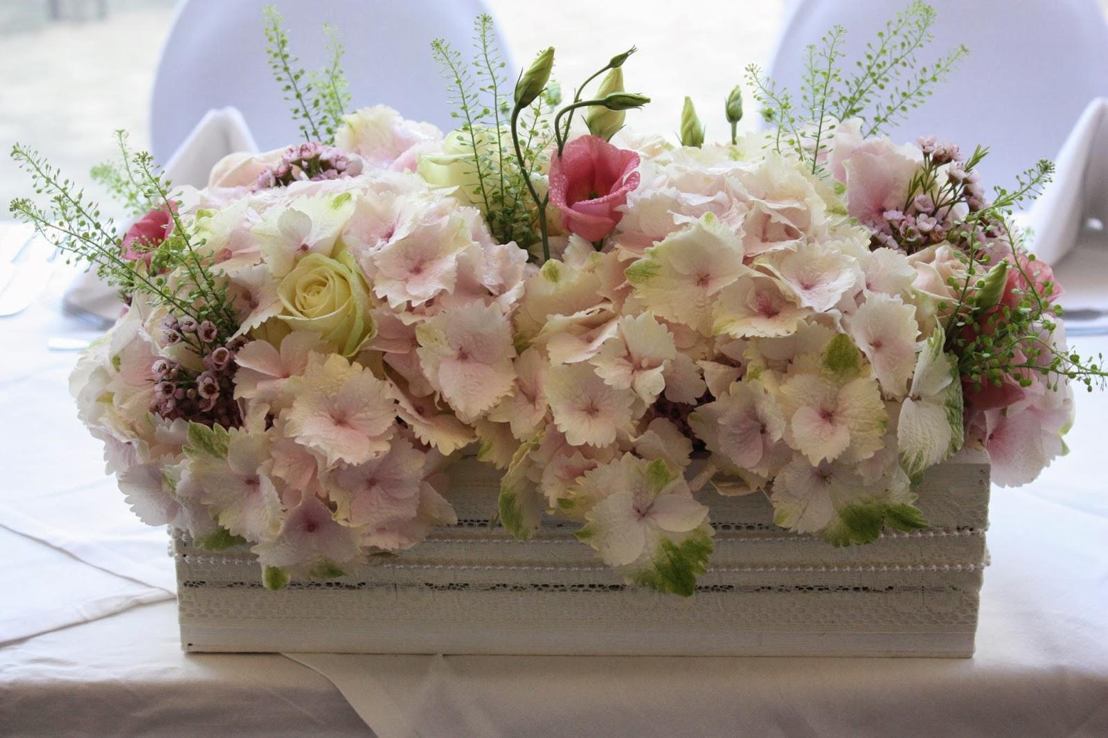 λουλουδια vintage γάμου
