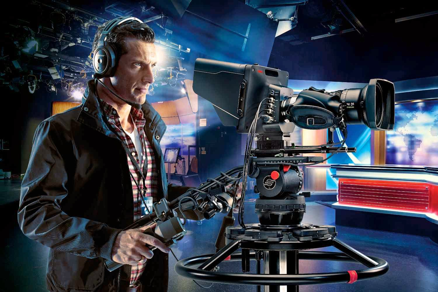 Urbanfox tv blog tiny blackmagic studio camera - Tv in camera ...