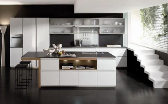 Dise o de cocina funcional y ergon mica decoraciones de for Diseno y decoracion de cocinas