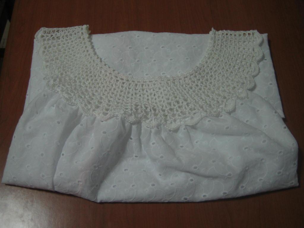 TRICO y CROCHET-madona-mía: Blusas y vestidos de verano para mujeres ...