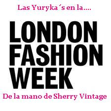 En la London Fashion Week 2012