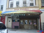 Don Pedro bar, Brooklyn