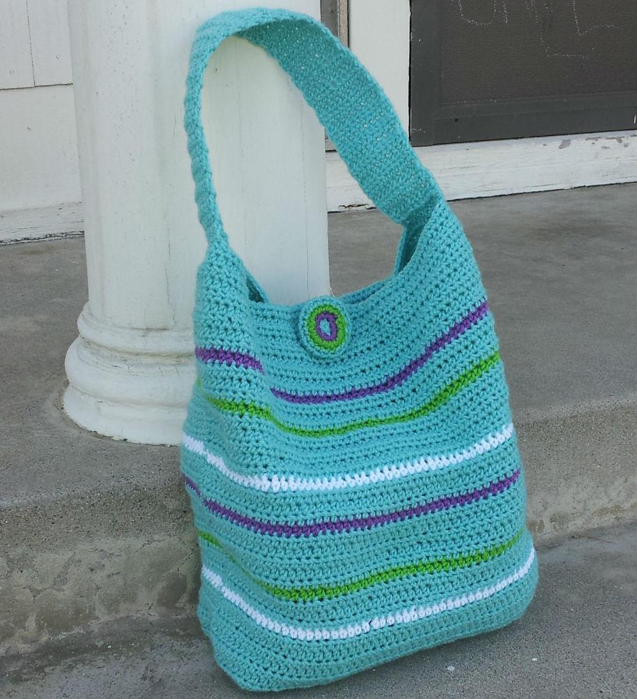 Crochet Yarn Bag Pattern ~ Pakbit for .