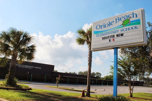 Oriole Beach Elementary School in Gulf Breeze, FL 32563