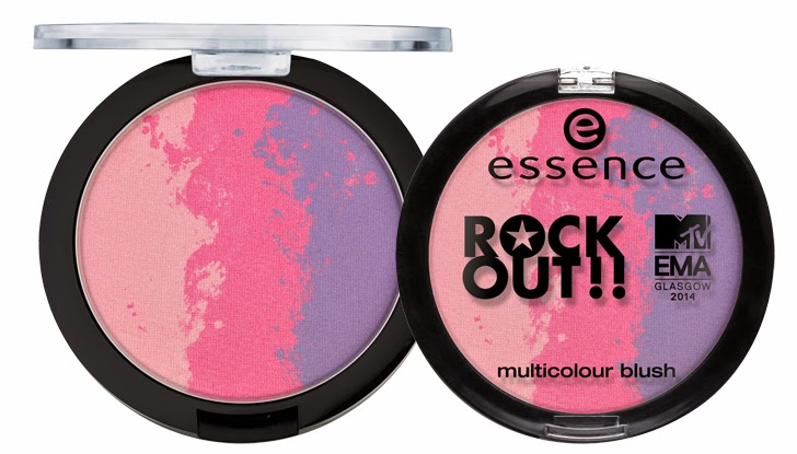 "Essence ""Rock Out"" makeup"