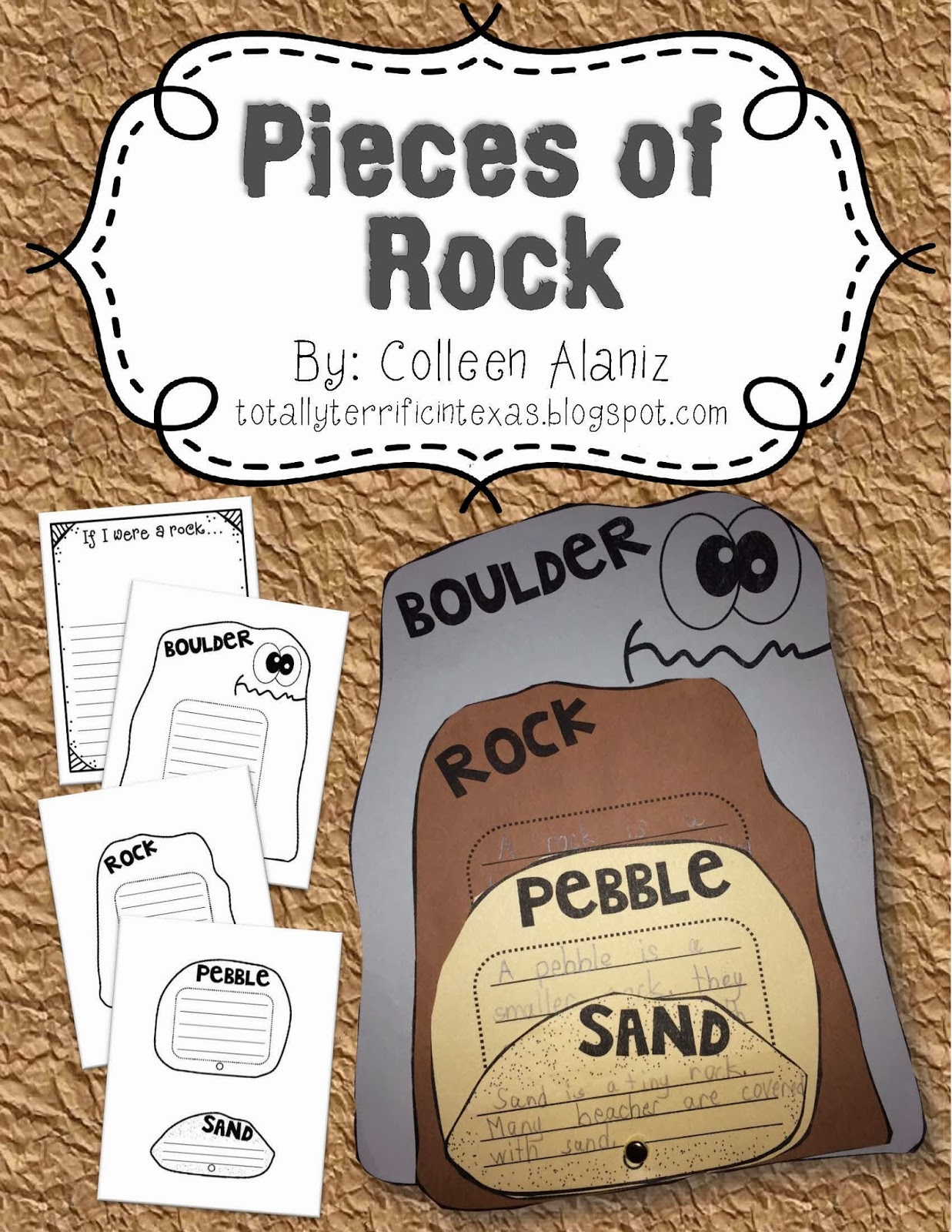 http://www.teacherspayteachers.com/Product/Pieces-of-Rock-1105343