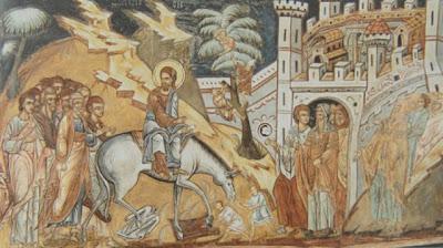 Ierusalim de paste