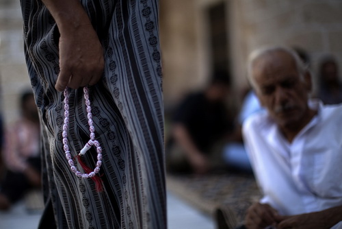 Suasana Ramadhan di Palestin PT 2