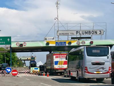 Gerbang tol Plumbon 3, Cirebon