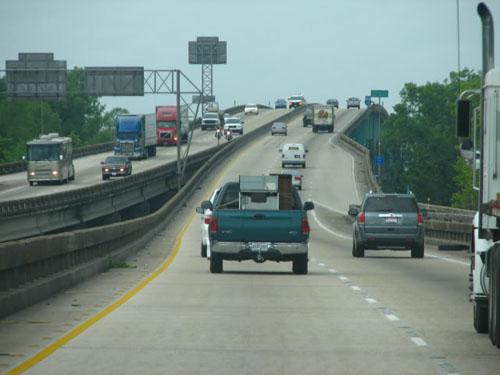 Atchafalaya Swamp Expressway