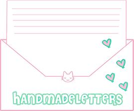 Handmadeletters