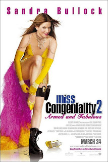 Miss Simpatia 2: Armada y Fabulosa (Miss Agente Especial 2: Armada y Fabulosa) (Miss Congeniality 2: Armed & Fabulous) (2005) Español Latino