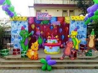 Ide Unik dan Kreatif Acara Ulang Tahun Anak di Luar Ruangan 9