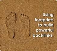 Trik SEO cara menggunakan teknik footprint