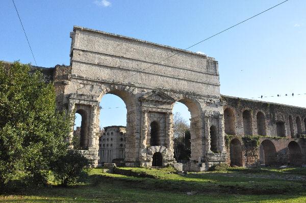Details of italy 1 2 history of rome the republic - Rome porta maggiore ...