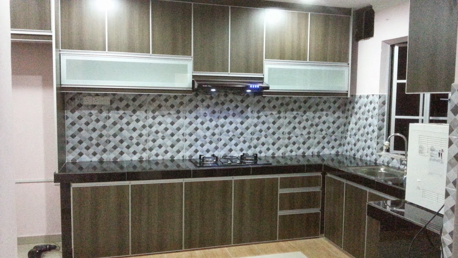 kitchen cabinet murah december 2014