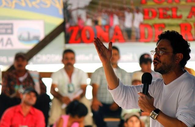 Defendemos con vehemencia las Zonas de Reserva Campesina: Cepeda