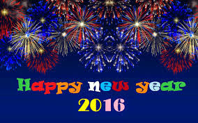 New Year 2016 Images for Whatsapp