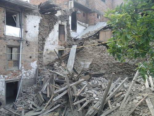 earthquake nepal 2072