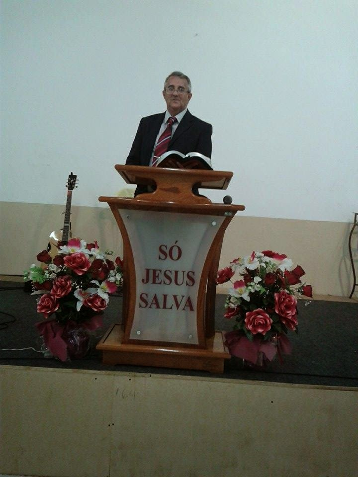 Igreja Bíblica Nova Jerusalém - Jaú - SP
