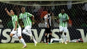 Atléticoi Nacional vs Libertad, Copa Libertadores