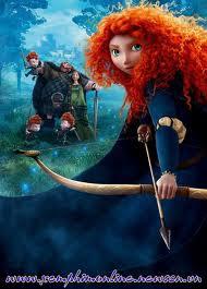 """Xem Phim Hoạt Hình 3D """"Brave"""" - Công Chúa Tóc Xù (2012)"""