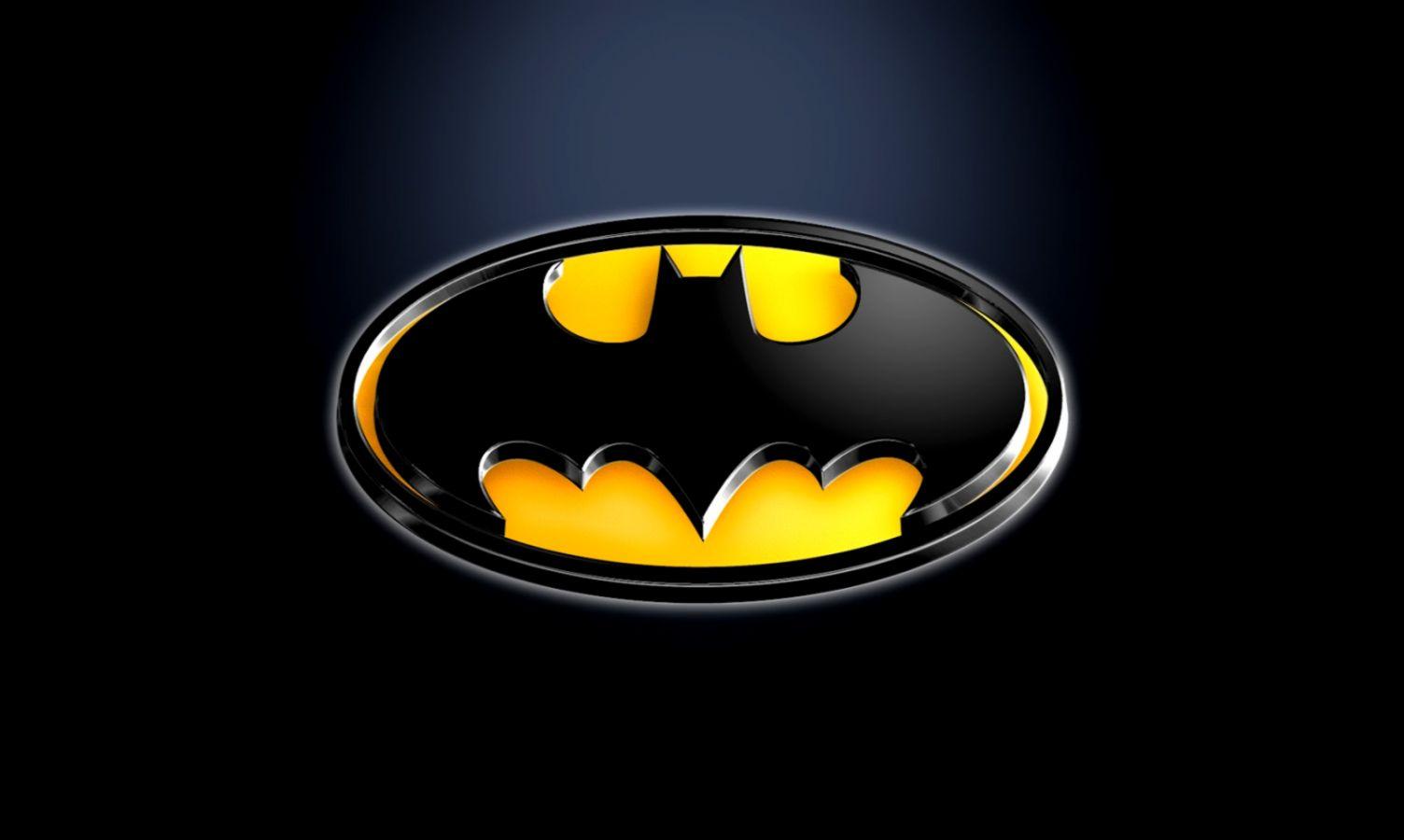 Batman Logo Wallpaper Free Hd Wallpapers