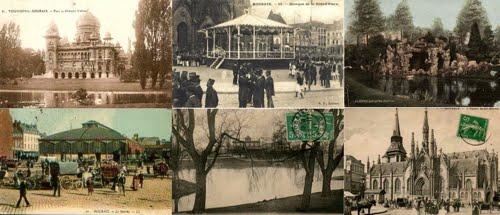 Roubaix en 1911