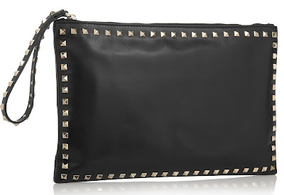 Valentino Rockstud Clutch