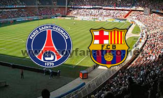 Barcelons vs PSG 10 de Abril 2013 - Champions League