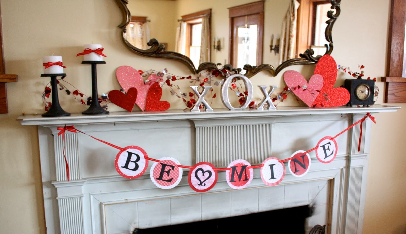 Decoración San Valentín. Ideas.
