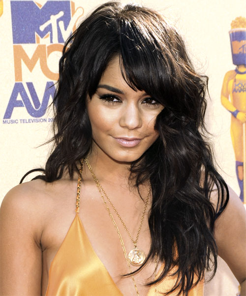 vanessa hudgens short hair