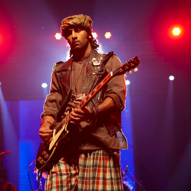 , Nargis Fakhri Rockstar Stills
