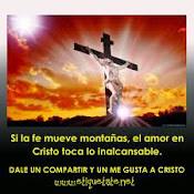 La fe mueve montaña