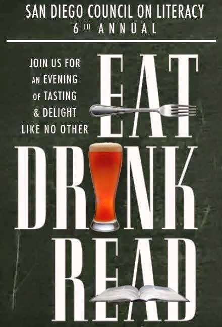 Win 2 tickets to Eat.Drink.Read. A Culinary Event for Literacy