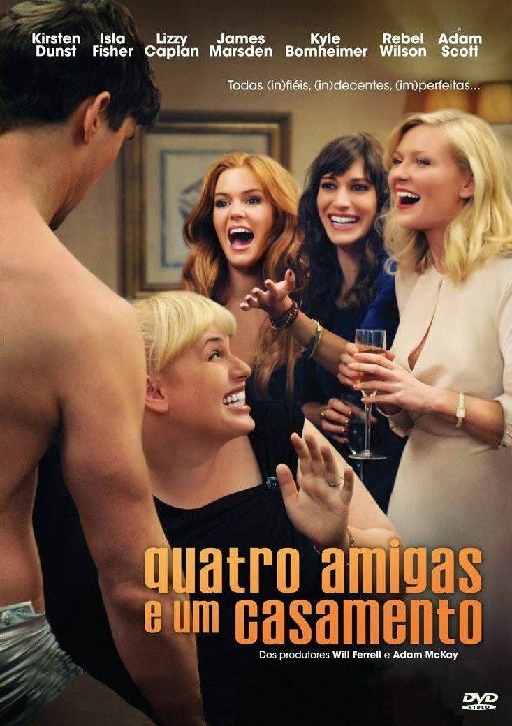Quatro Amigas e Um Casamento – Legendado (2012)