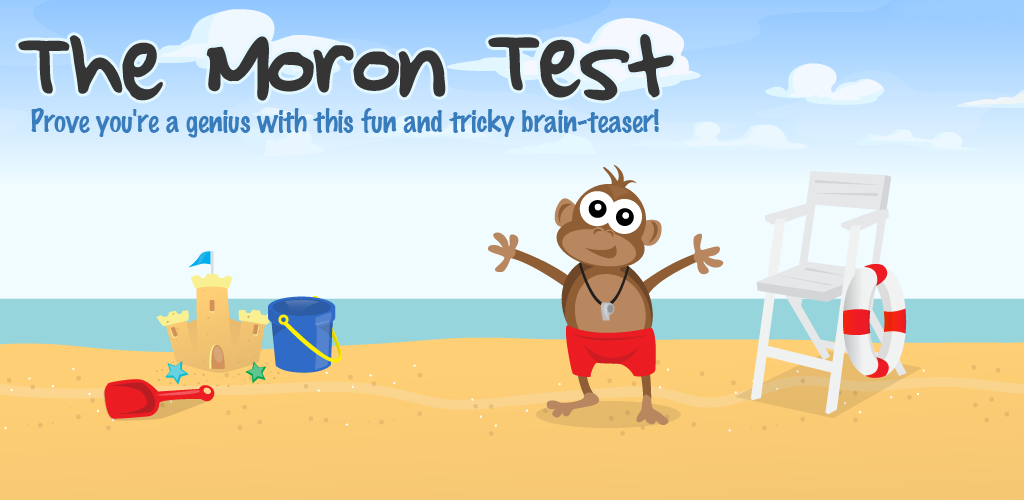 The description of The Moron Test