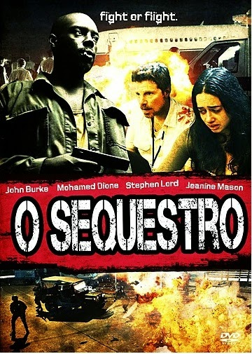 O Sequestro BDRip AVI Dual Áudio + RMVB Dublado