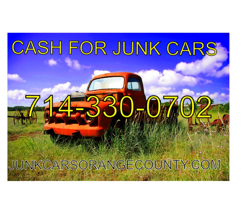 JUNK CARS ORANGE COUNTY