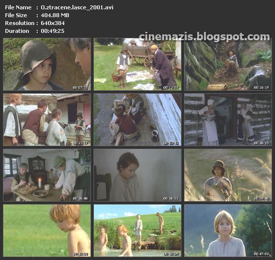 O ztracené lásce (2001) Viktor Polesný