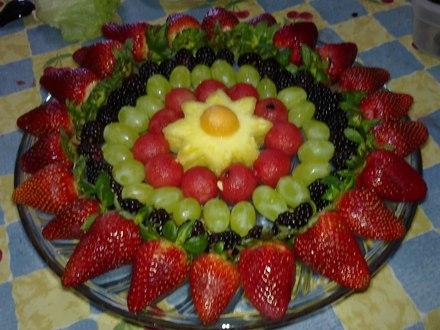 La dolce frutta arreglos frutales
